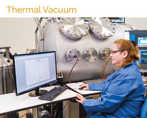 Thermal Vacuum Testing