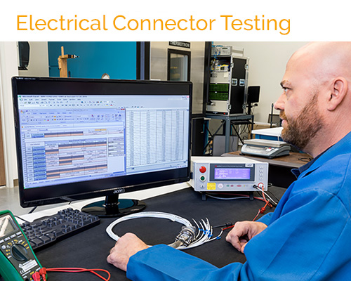 Electrical Connector Testing