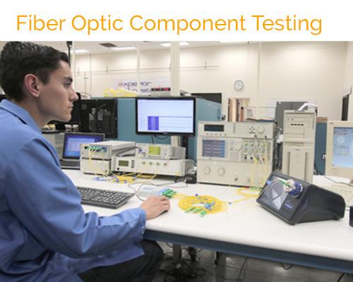 Fiber Optic Testing