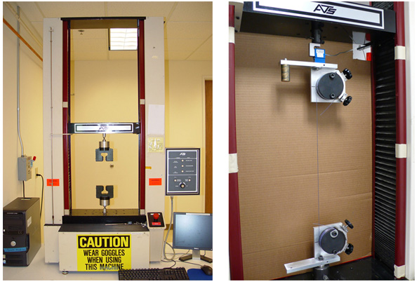 Tensile and Compression Testing | Experior Laboratories