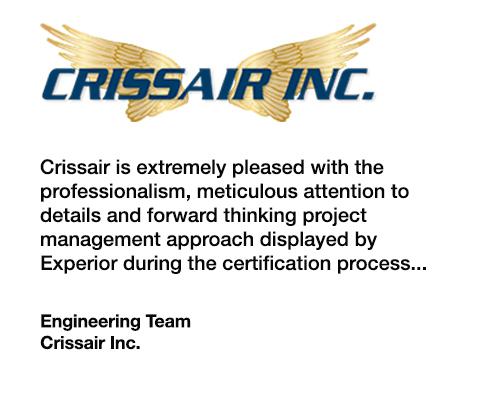 CrissAir Testimonial1