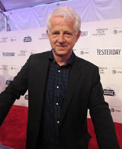Screenwriter Richard Curtis