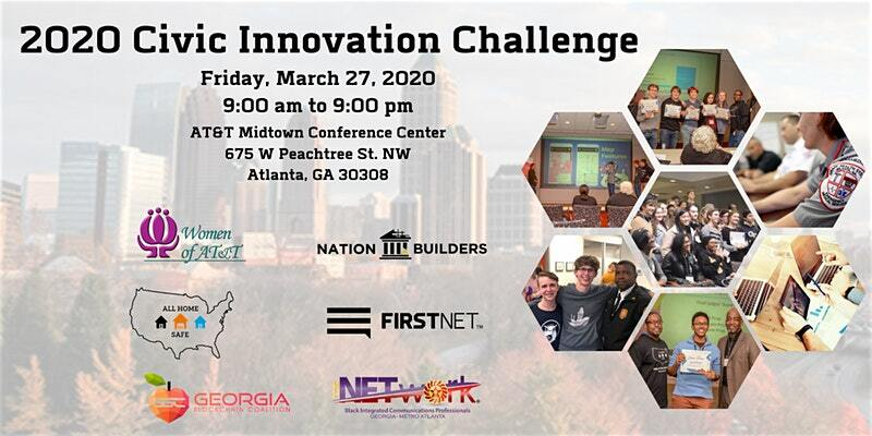 Civic Innovation Challenge 2020
