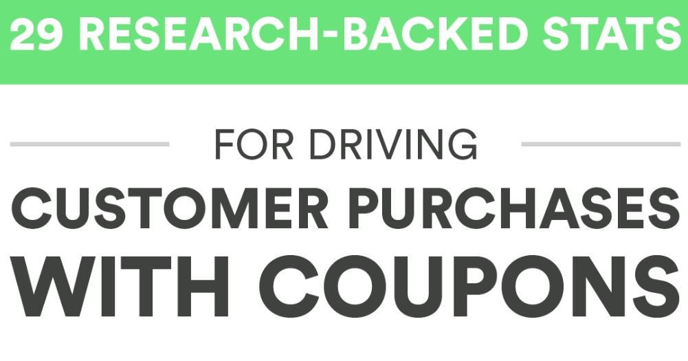 Using coupons as part of your business strategy