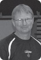 Press Photo - Coach Bob Fisher