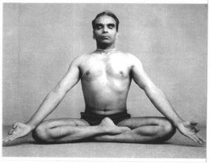 Siddhasana - the perfect pose