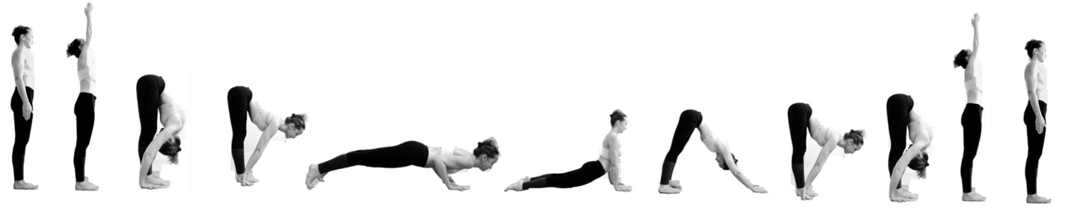 Salutation au Soleil - Vinyasa Yoga, Stéphanie Viu-Kessler