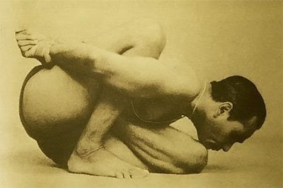 Light on Marichyasana B