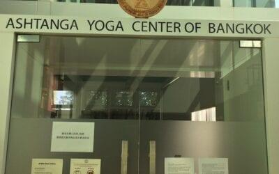 Ashtanga Yoga Bangkok