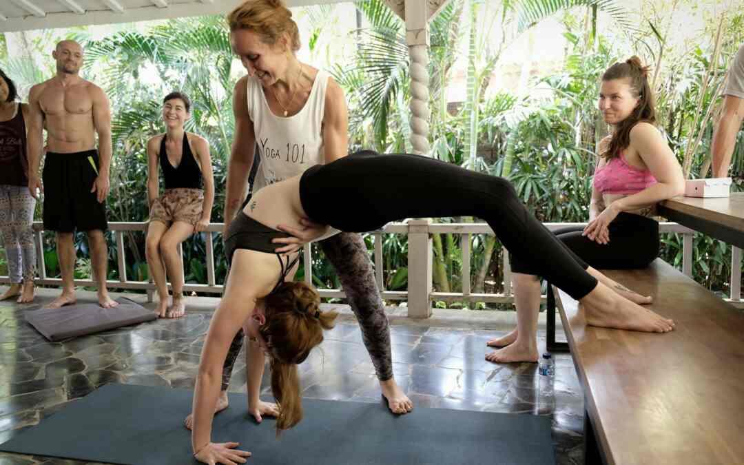 Les Professeurs de Yoga
