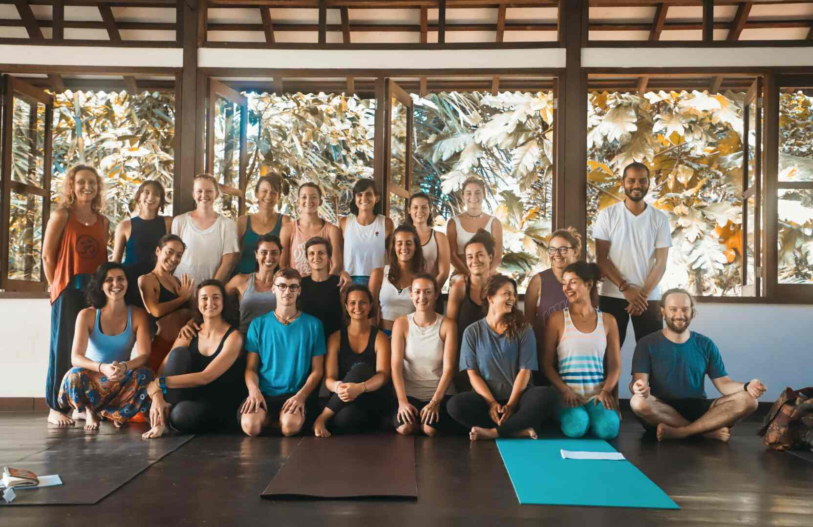 Formation de Yoga Bali TTC
