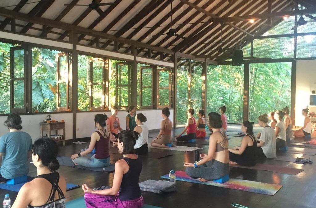 Devenir élève de yoga