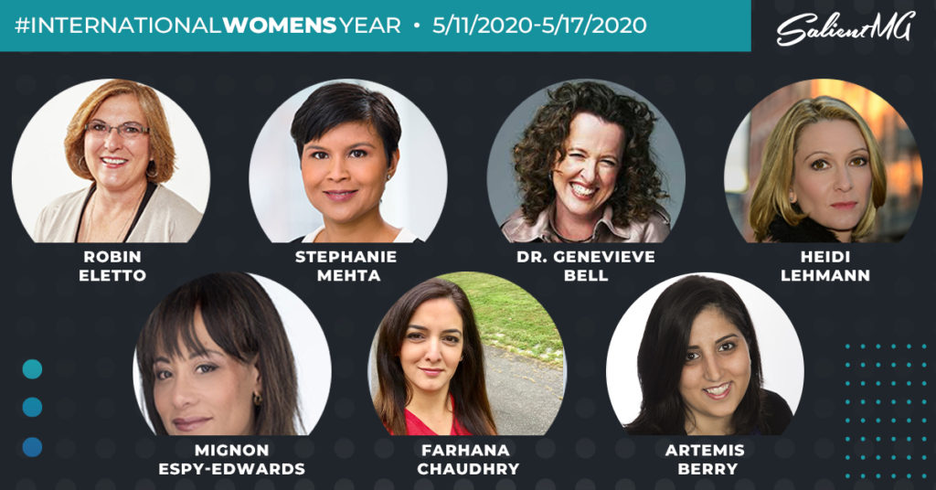 International Woman's Year Featured Remarkable Woman Leaders
