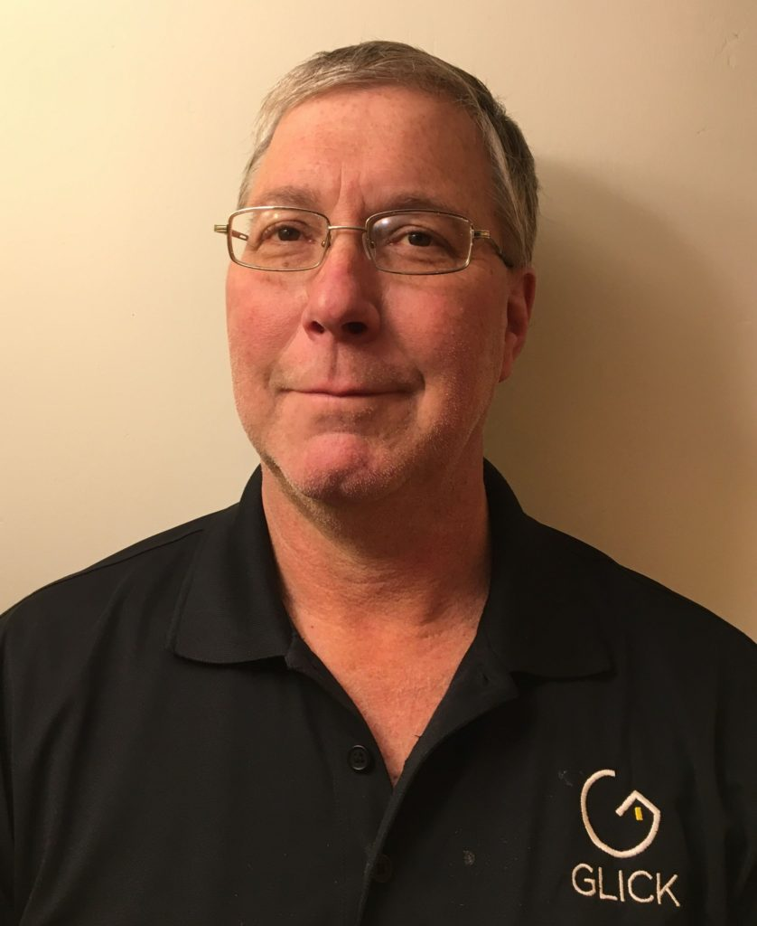 Glick Employee Bob Pratt
