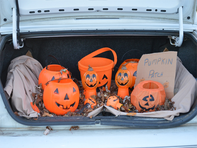 Trunk or Treat at Central United Methodist Church