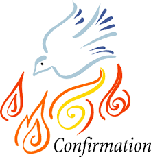 Confirmation at Waterford Central United Methodist Church