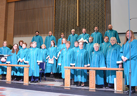 Central UMC Chancel Choir