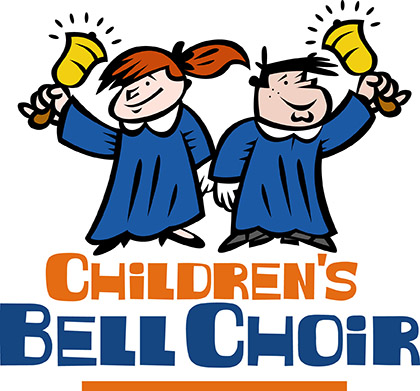 Children's Bell Choir at Central United Methodist Chruch
