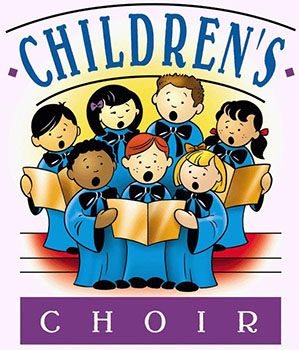 Children's Choir at Waterford CUMC