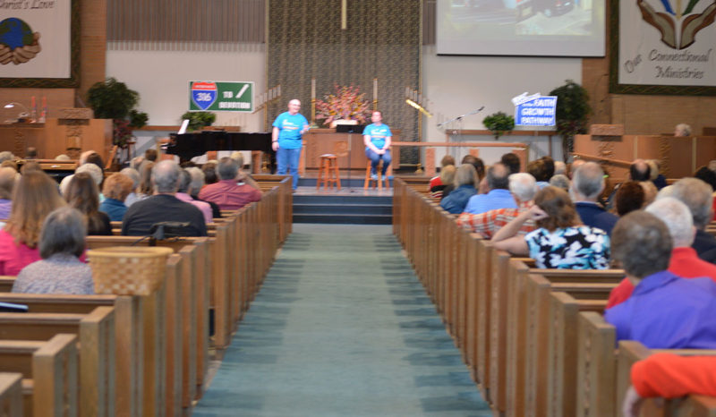 Waterford Central United Methodist 2017 Rally Day