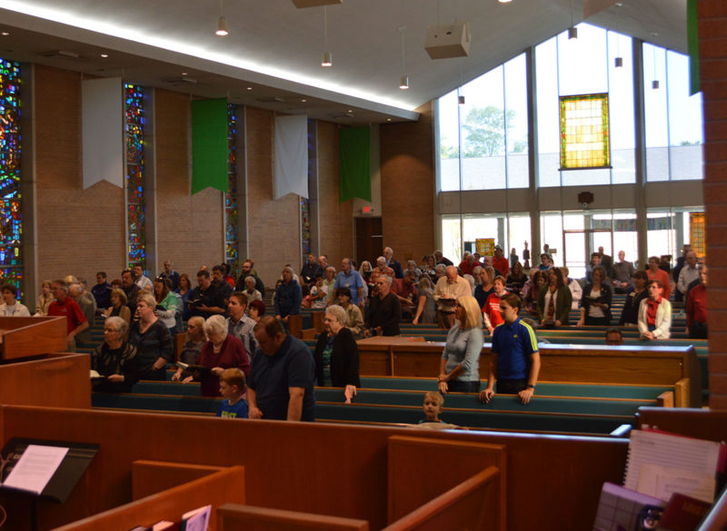 Central United Methodist Church 2017 Rally Day