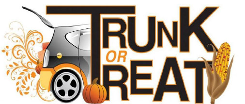 Trunk or treat at Waterford CUMC