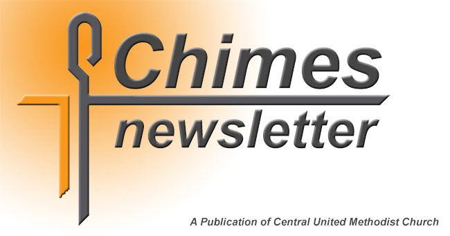The Chimes Newsletter - Central United Methodist Church Waterford