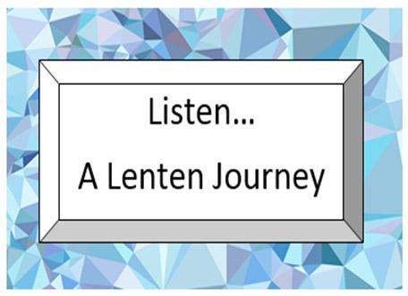 Listen Message Series for Lent