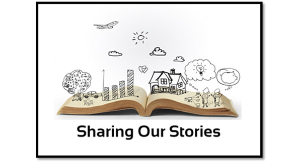 Sharing Our Stories Message Series