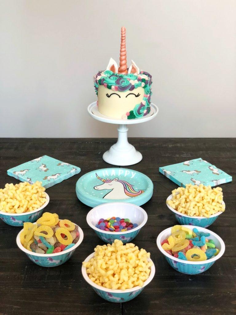 A Magical Unicorn birthday celebration - Chatty Girl Media