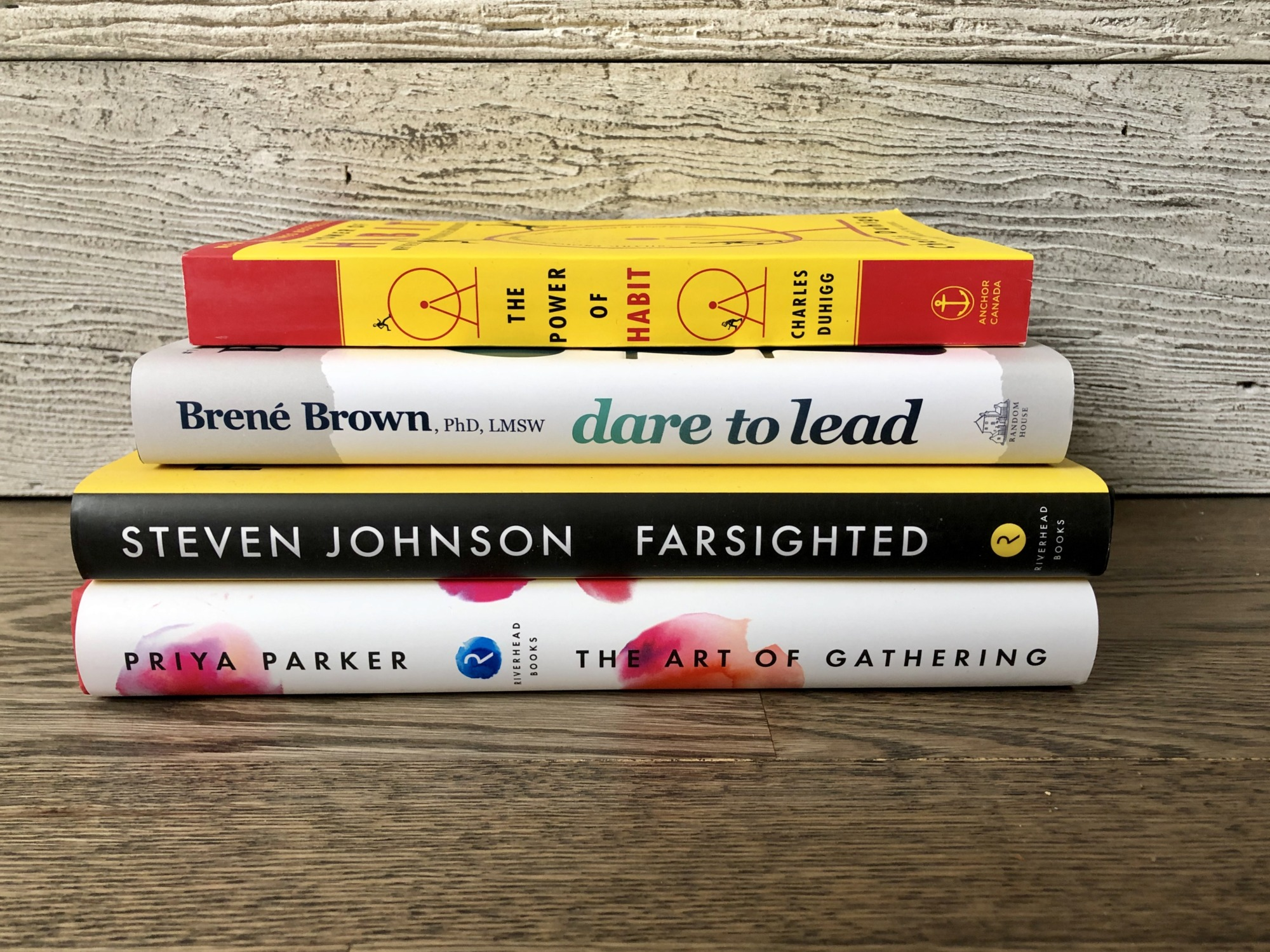 New Year, New Books to Learn From