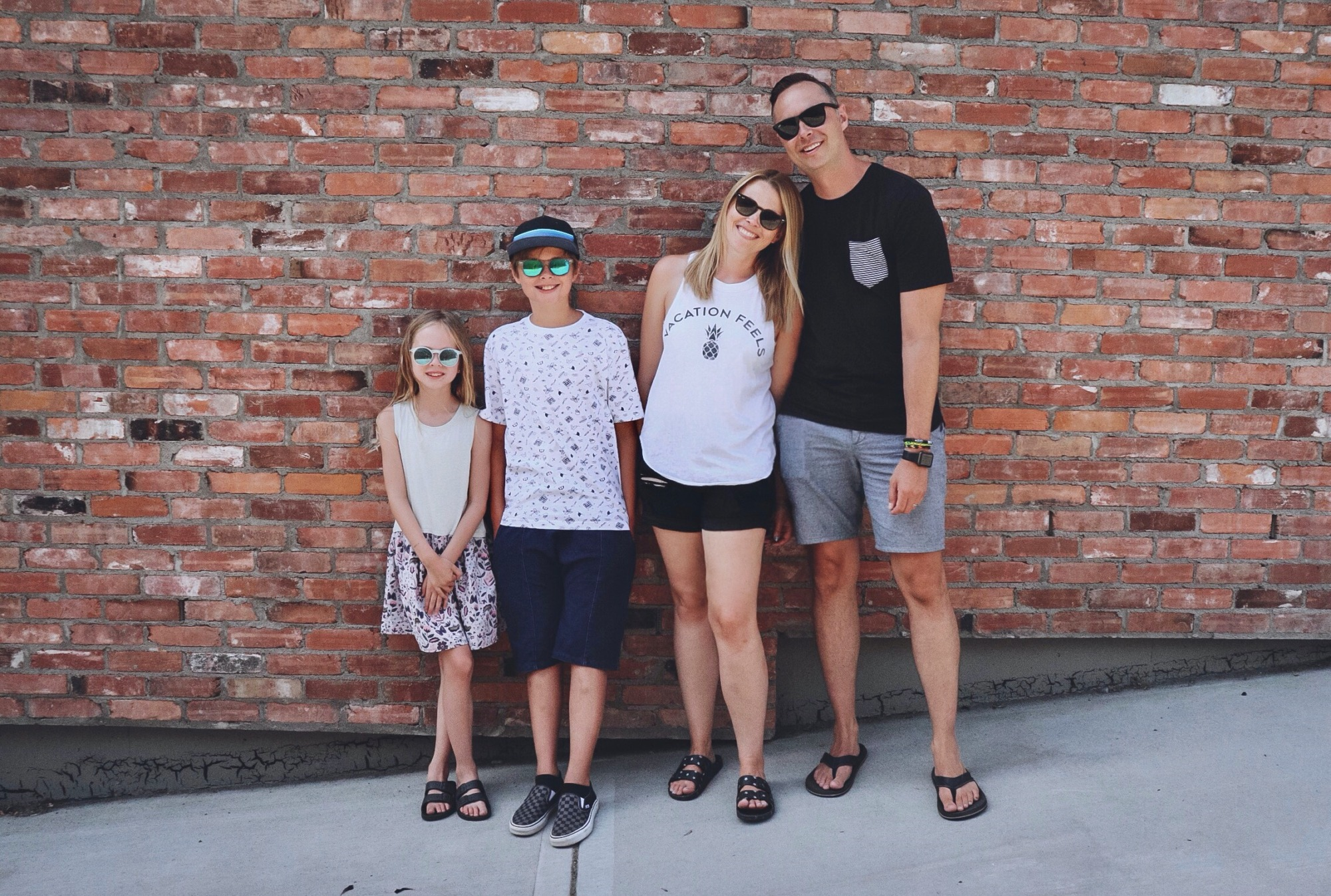 Summer Road Trip to Vernon