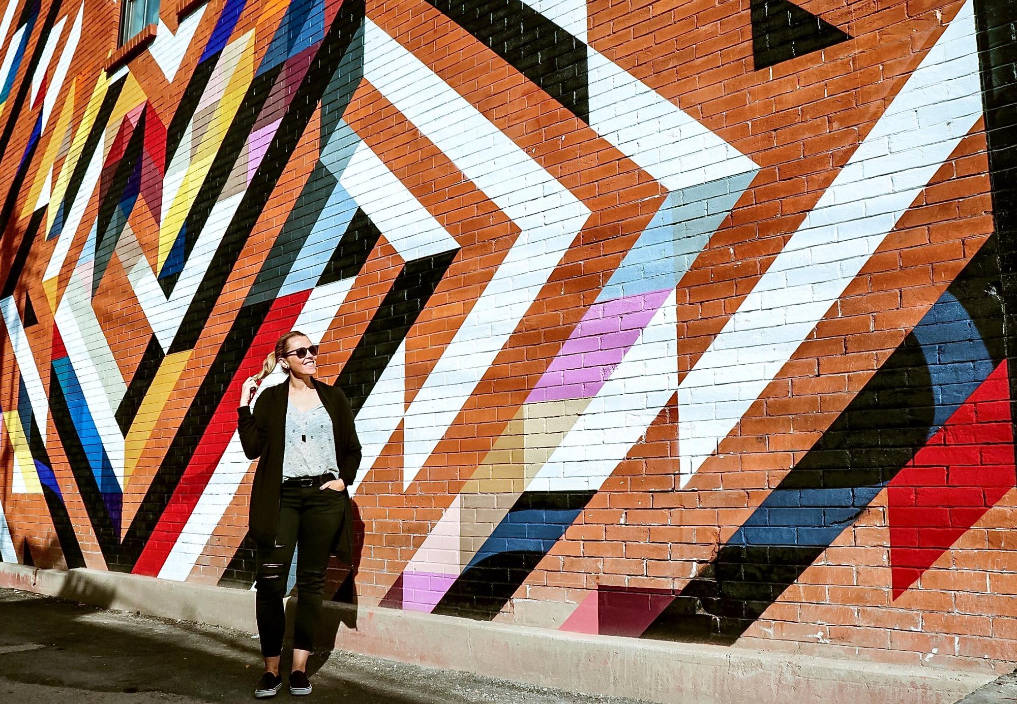 Instagrammable Walls in Calgary