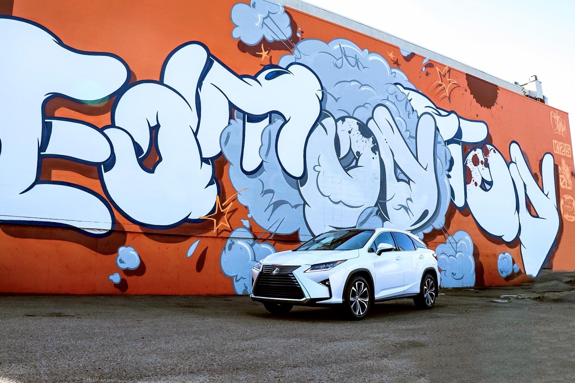 Instagrammable Walls in Edmonton