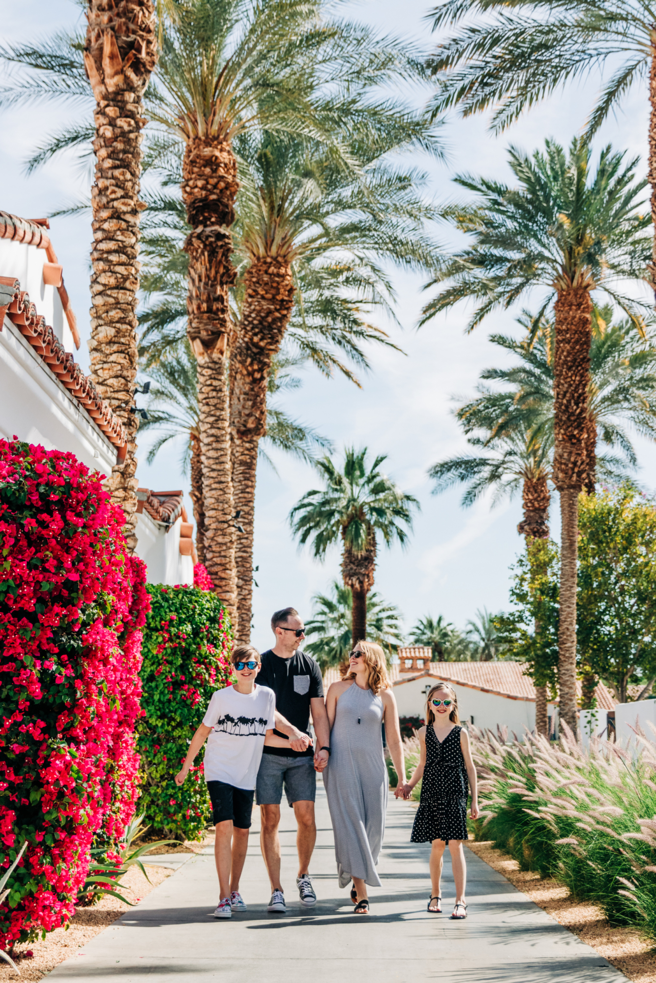 Chatty Girl Media in Palm Springs with Flytographer
