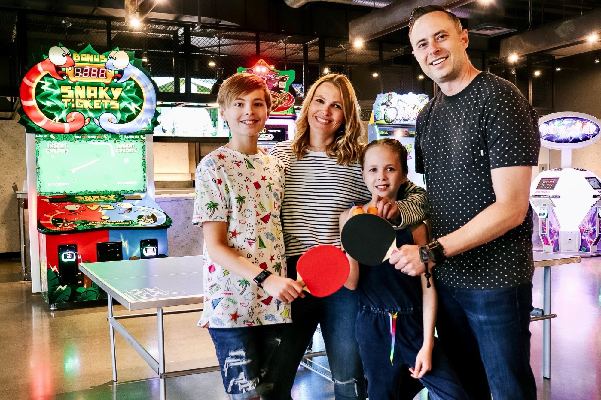 The Rec Room is Now Open in Edmonton!