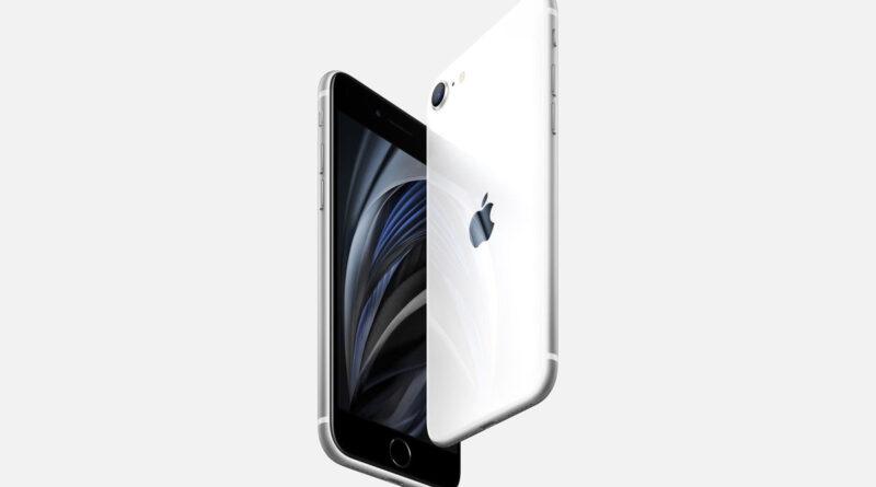 novo iphone se