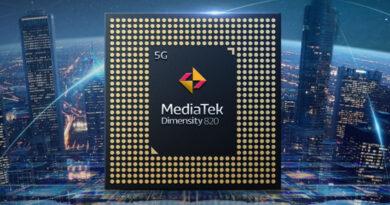mediatek dimensity 820