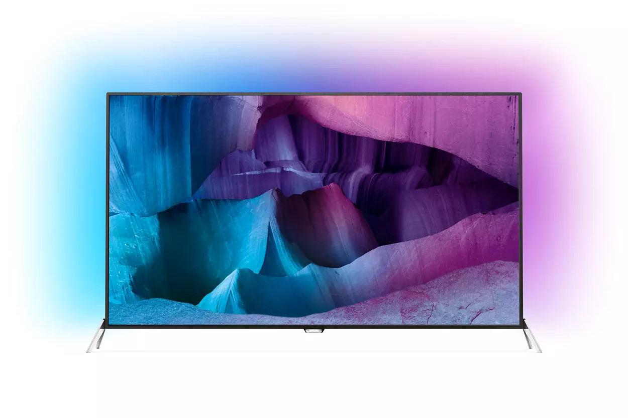 tv philips serie 7600