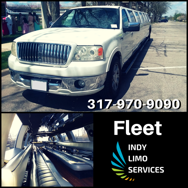 Indy Limo Services - Indy Limousine Fleet