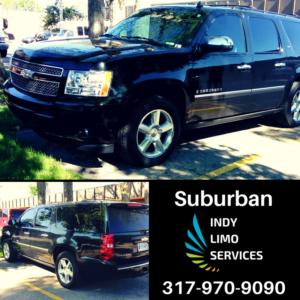 Suburban - Indy Limo Services Fleet