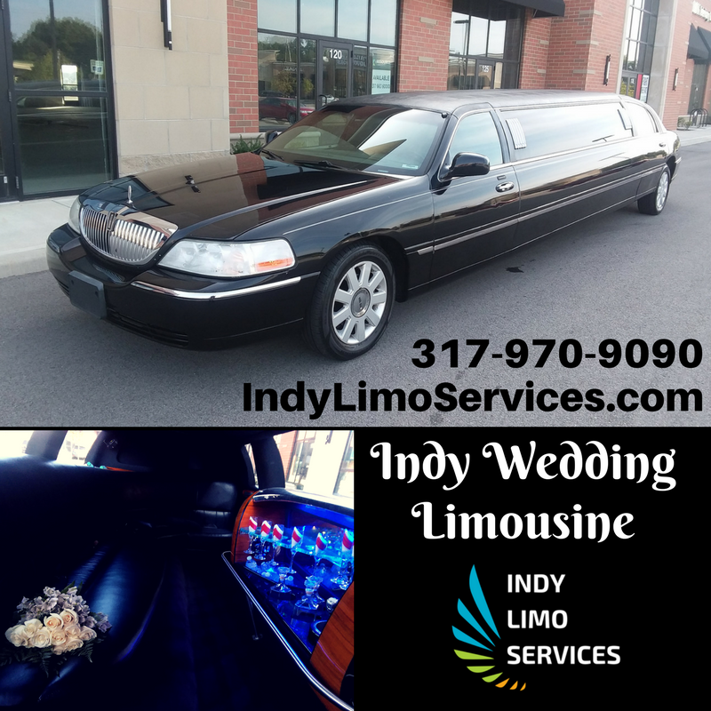 Indy Wedding Limousine