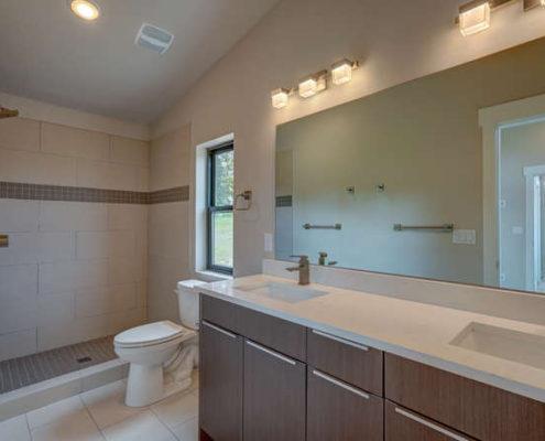 The Leadville Master Bathroom