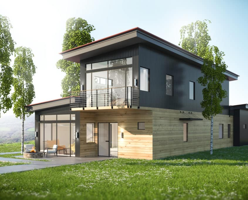 modern prefab homes for sale
