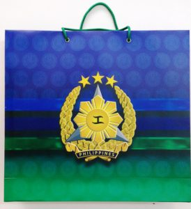 Armed Forces of the Philippines Paper Bag