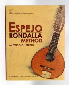 National Commission for Culture and the Arts Espejo Rondalla Method