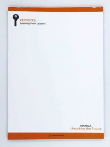 Thomson Reuters Notepad #vjgraphicsoffsetprinting #vjgraphics #offsetprinting #growthroughprint #notepad