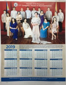 House of Representatives Wall Calendar #vjgraphicsoffsetprinting #vjgraphics #offsetprinting #calendars