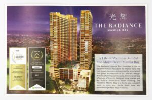 RLC Robinsons Residences The Radiance Flyers #vjgraphicsoffsetprinting #vjgraphics #offsetprinting #growthroughprint #flyers — with Robinsons Land Corporation, Robinsons Residences - RLC and Robinsons Residences.