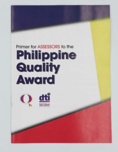 Department of Trade and Industry Philippine Quality Award Brochure #vjgraphicsprinting #vjgraphics #offsetprinting #growthroughprint #brochure — with Department of Trade and Industry ARMM, Department of Trade and Industry and Department of Trade and Industry.